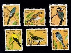 Birds Royaume Du Cambodja - Cambodja