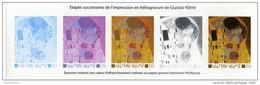 Philaposte Gustav Klimt - Documents De La Poste