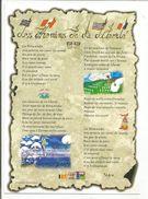 CP LES CHEMINS DE LA LIBERTE - Guerre 1939-45