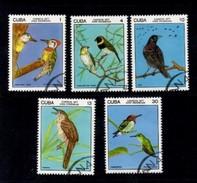 Birds Correos Aves Endemicas - Cuba