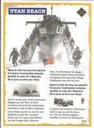 CP DEBARQUEMENT UTAH BEACH - Guerre 1939-45