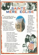 CP DEBARQUEMENT SAINTE MERE EGLISE - Guerre 1939-45