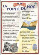 CP DEBARQUEMENT LA POINTE DU HOC - Guerre 1939-45