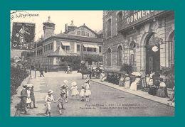 REPRODUCTION 63 La Bourboule Grand Hotel Des Iles Britaniques ( Kiosque A Musique ) - La Bourboule