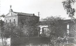 "CPSM FRANCE 34 ""Prades Sur Vernazobres, La Mairie, école"" - Sonstige Gemeinden"