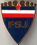 Football Soccer. Pin. Federation. Serbia - Fussball