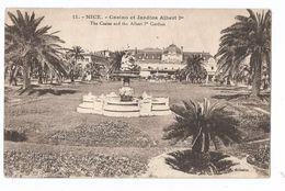 Nice Casino Et Jardins Albert 1er - Parks, Gärten
