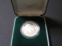 AUSTRALIA 1998 10 DOLARS  AUSTRALIA ENDANGERED SPECIES  SILVER Standard Proof. - Moneda Decimale (1966-...)