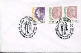 24108 Italia, Special Postmark 2004 Barletta, Battaglia Di Canne - Other