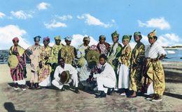 Guyane - Cayenne - Un Groupe Folklorique En Costume Local - Cayenne