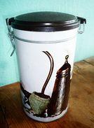 Kaffeedose 70er Jahre Arabia Kaffee - Dosen