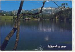 GLEINKER SEE Bei SPITAL Am PYHRN, Panorama, Gel. Von Grünau Im Almtal - Spital Am Phyrn