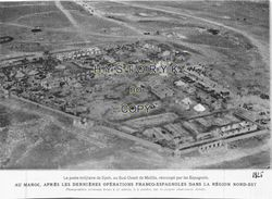 Maroc Poste Militaire De Syah 21x15cm  1925 Bien Lire La Description  Read The Description - Vieux Papiers