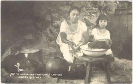 Mexique – Asi Se Hacen Las Tortillas ! Merida Yuc. Max. - Mexique