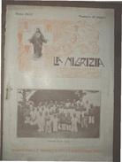 RELIGIONE LA NIGRIZIA  RIVISTA MENSILE ILLUSTRATA DEI MISSIONARI AFRICA CENTRALE - FEBBRAIO 1926 - Società, Politica, Economia