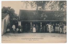 CPA - ARNI (Indes) - Congrégation De St Joseph De Cluny - Dispensaire - Inde