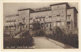 Croatie – Rab – Grand Hôtel Impérial - Croatie