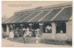 CPA - TINDIVANAM (Indes) - Congrégation De St Joseph De Cluny - Hôpital-Dispensaire - Inde