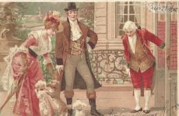 Fantasie - 1903 - Ansichtskarten