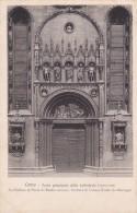Como - Porta Principale Della Cattedrale - Como