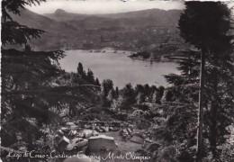 Lago Di Como - Cardina - Camping Monte Olimpino (5371) * 17. 6. 1957 - Como