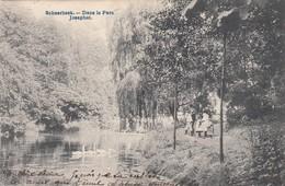 BRUXELLES / BRUSSEL / SCHAERBEEK / LE PARC JOSEPHAT / L ETANG / ANIMATION  1904 - Schaerbeek - Schaarbeek