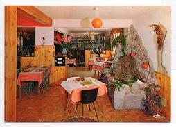 - FRANCE (06) - CPSM écrite COL De TURINI 1982 - AUBERGE DE LA SOURCE - Prop. Gilbert MANICCIA - Le Bar Et Le Restaurant - France