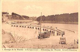 Barrage De La Warche - Barrage Principal (oldtimer) - Waimes - Weismes
