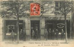 PARIS      MUTUELLE PARISIENNE   AVENUE GAMBETTA - Arrondissement: 20