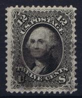 USA Mi Nr 21  Sc Nr  69 Yv Nr 23  Obl./Gestempelt/used - 1847-99 General Issues