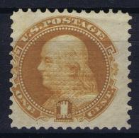 USA Mi Nr 26  Sc Nr  112 Yv Nr 29 1869 Not Used (*) SG - 1847-99 General Issues