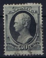 USA Mi Nr 45  Sc Nr  154 Yv Nr 87  Obl./Gestempelt/used 1870 - 1847-99 General Issues