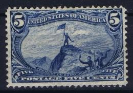 USA Mi Nr 120  Sc Nr 288 Yv Nr 132   MH/* Falz/ Charniere 1894 - 1847-99 General Issues