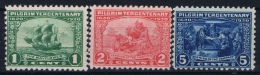 USA Mi Nr 255 - 257  Sc Nr 548 - 550 Yv Nr 225 - 227 Postfrisch/neuf Sans Charniere /MNH/** 1920 - United States