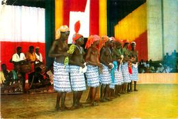 Cpm OUAGADOUGOU - Les Trembleuses De Tengrela - Burkina Faso