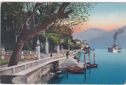 Lago Di Como - Cadenabbia - Ingresso Villa Carlotta - Como