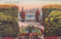 Lago Di Como - Cadenabbia - Villa Carlotta - Entrata (160) - Como