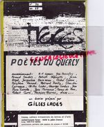 44- LE PALLET- TRACES CAHIERS LETTRES ARTS-MICHEL FRANCOIS LAVAUR-N° 76-POETES DU QUERCY-1984-BONNEFOY-STEFANETTO-GARROS - Midi-Pyrénées