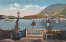 Lago Di Como - Cernobbio Visto Dalla Villa Mylius - Como