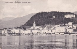 Lago Di Como - Bellagio Vista Dal Lago * 31. 3. 1912 - Como