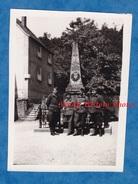 Photo Ancienne - ECKARTSWILLER , Alsace - Groupe De Soldat Français - 1940 Ww2 - Sergent Charrier - Guerre, Militaire