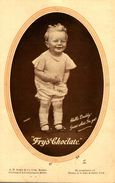 FRY'S CHOCLATE (CHOCOLATE) - Publicité