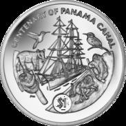 BRITISH VIRGIN ISLAND 2014  CENTENARIO CANALE DI PANAMA FDC - British Virgin Islands