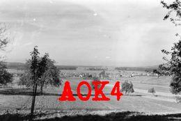 CHIEVRES Panorama Hainaut 1942 Occupation Allemande Brugelette 1940 1944 Wehrmacht - Guerra, Militari