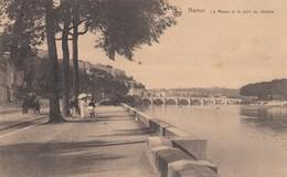 NAMUR / LA MEUSE ET LE PONT DE JAMBES - Namur