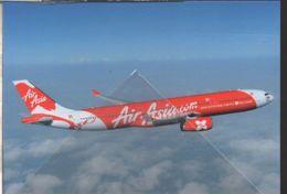 Airbus A330 Airlines A 321 Avion Air Asia Aviation A330 Airplane A-321 Asia.com - 1946-....: Era Moderna