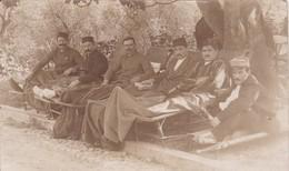 Cartes Postales > Thèmes > Militaria > Guerre 1914-18 Blessés En Convalescences - Guerra 1914-18