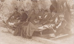 Cartes Postales > Thèmes > Militaria > Guerre 1914-18 Blessés En Convalescences - Guerre 1914-18