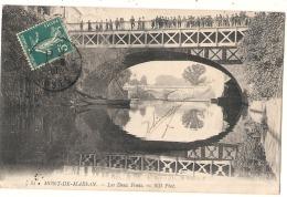 ---- 40 -----  MONT DE MARSAN  Les Deux Ponts - TTB - Mont De Marsan