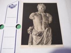 ERANOL / Jupiter Dit Jupiter De Versailles - Buvards, Protège-cahiers Illustrés